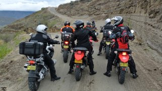 Motorbike and Camping Tours